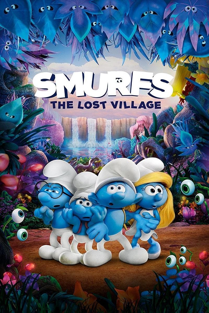 movie smurfs the lost village
