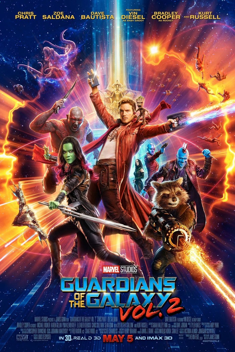 movie guardians of the galaxy vol 2