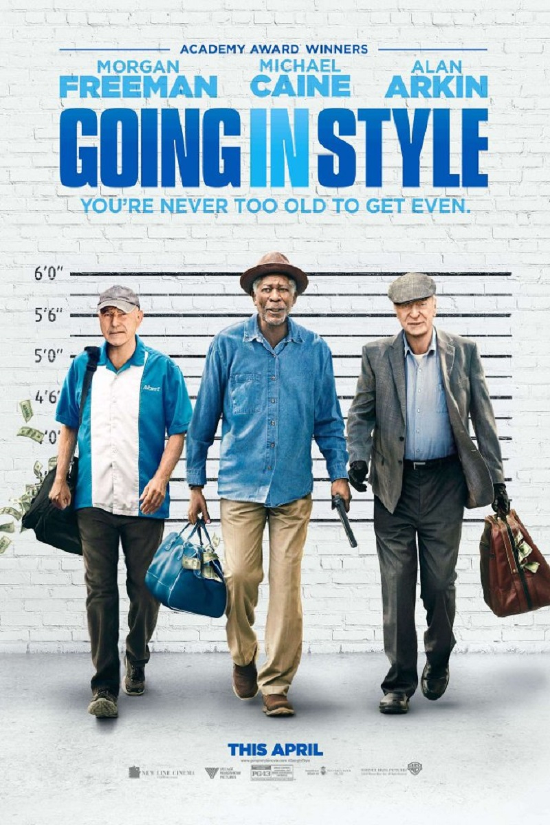 Movie: Going in Style