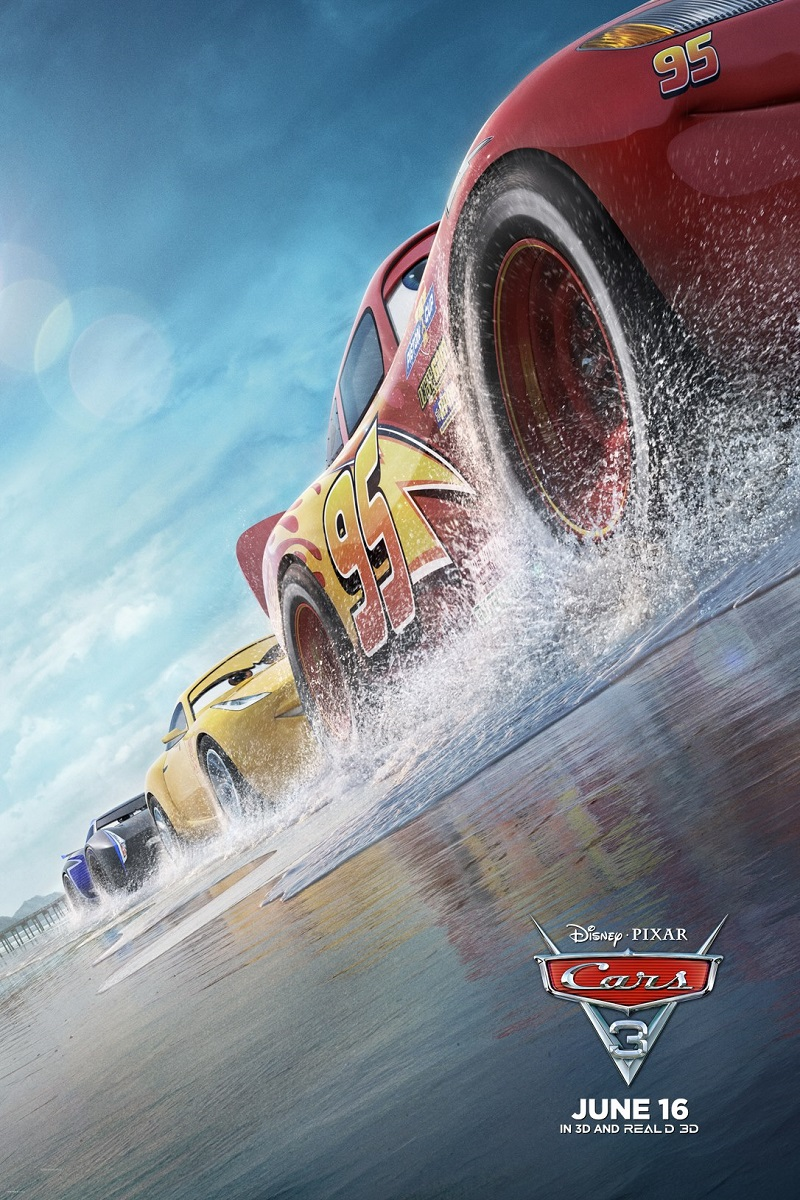 Movie: Cars 3 ?