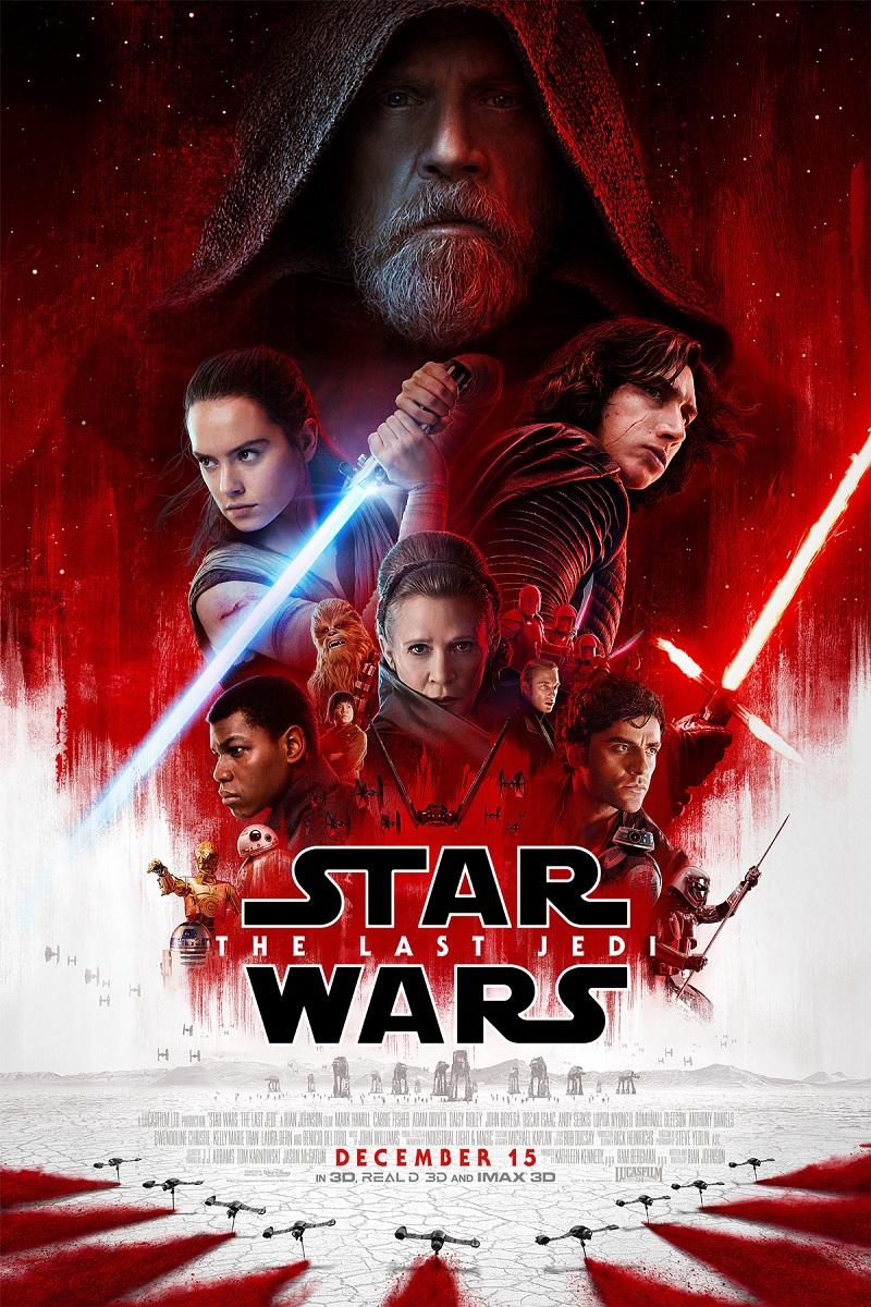 Movie: Star Wars: The Last Jedi
