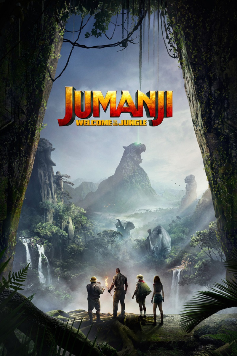Movie: Jumanji: Welcome to the Jungle(Dolby 7.1)