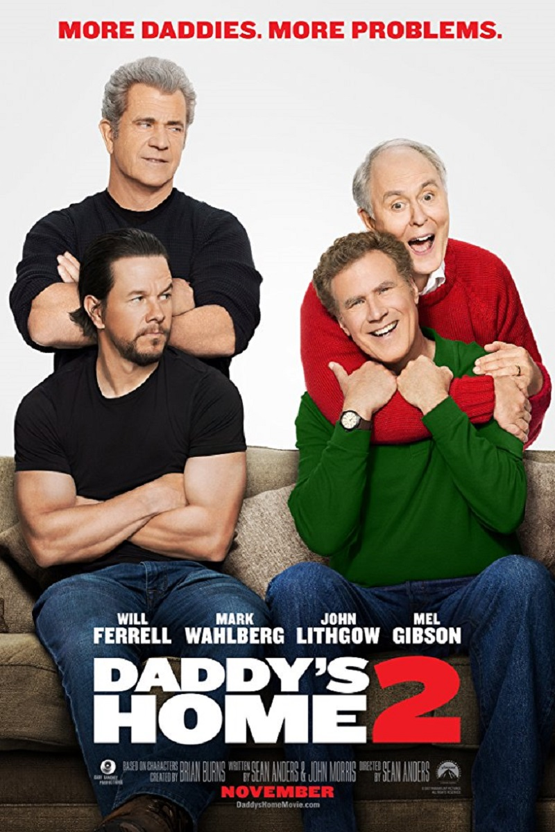 John Ridley Bowling Green Kentucky - Movie daddys home 2