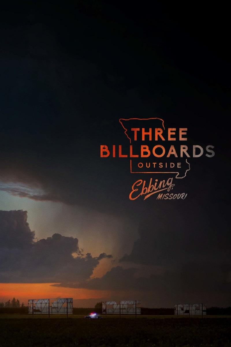 Movie: Three Billboards Outside Ebbing, Missouri