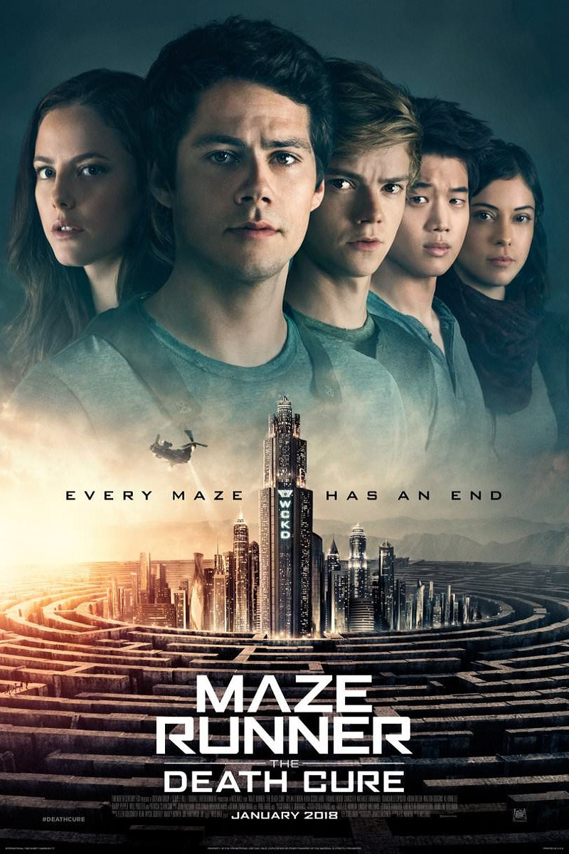 Movie: Maze Runner: The Death Cure