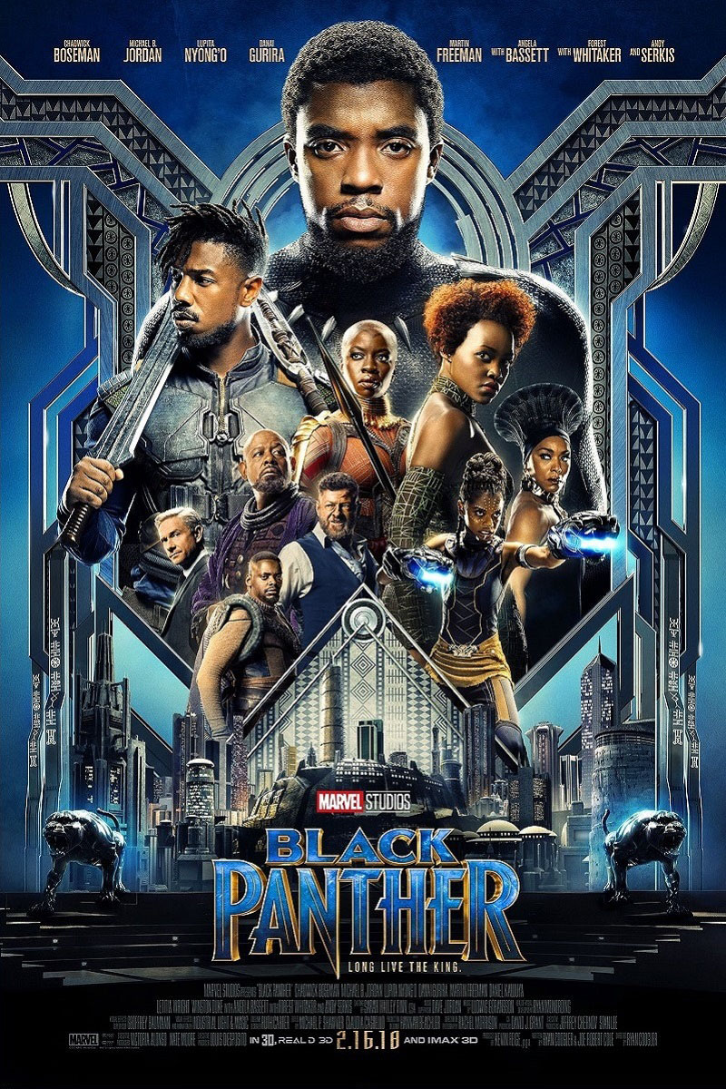 Movie: Black Panther(Dolby 7.1)