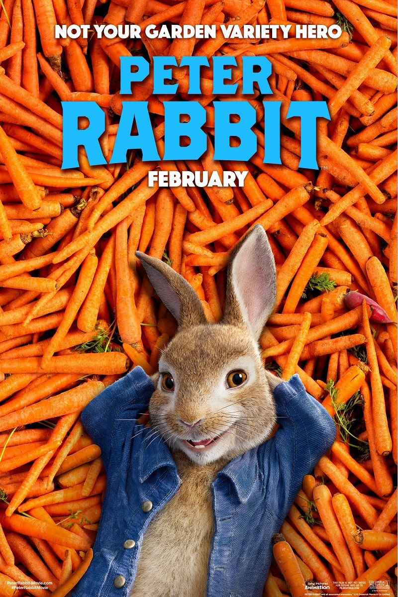 Movie: Peter Rabbit