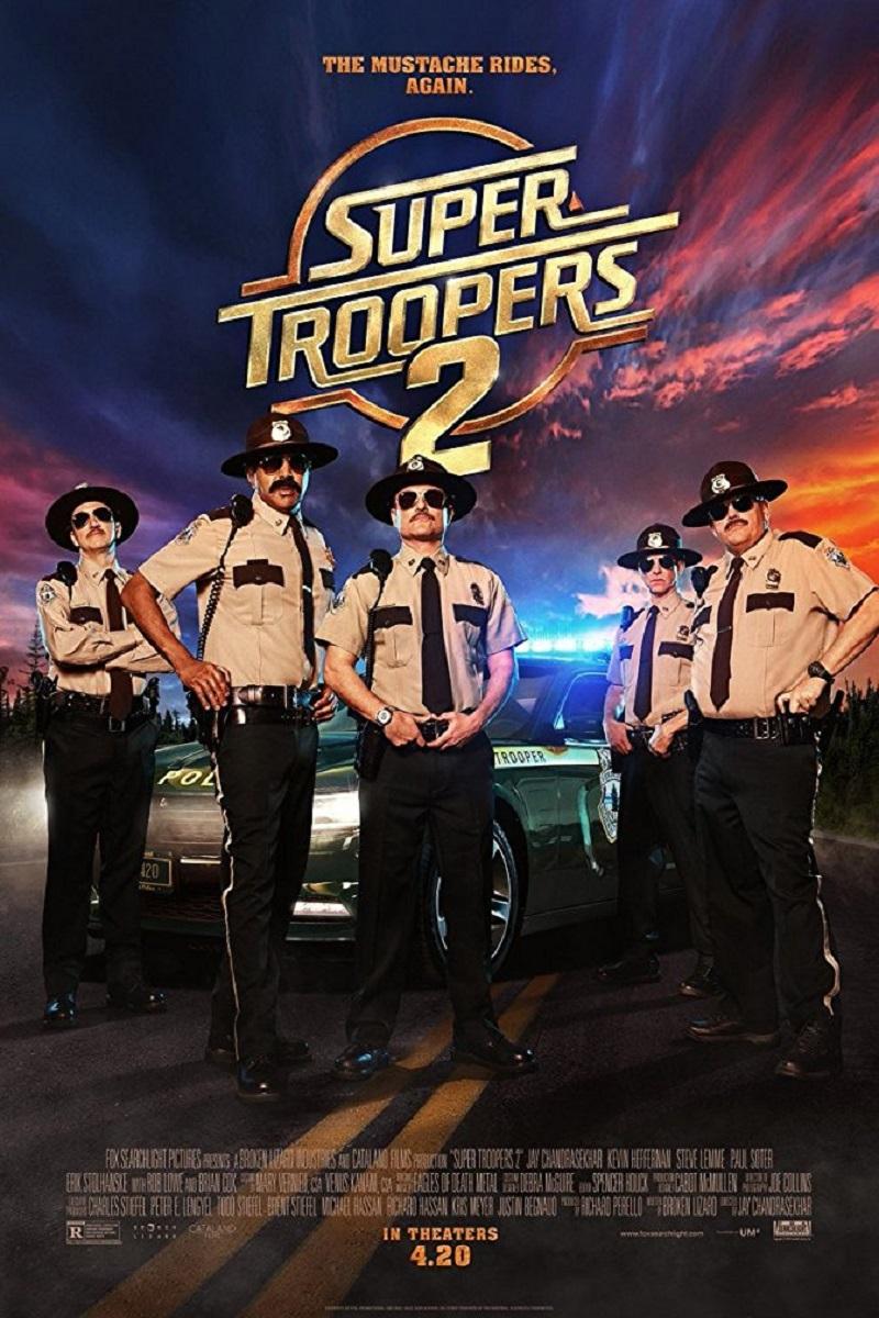 Movie: Super Troopers 2