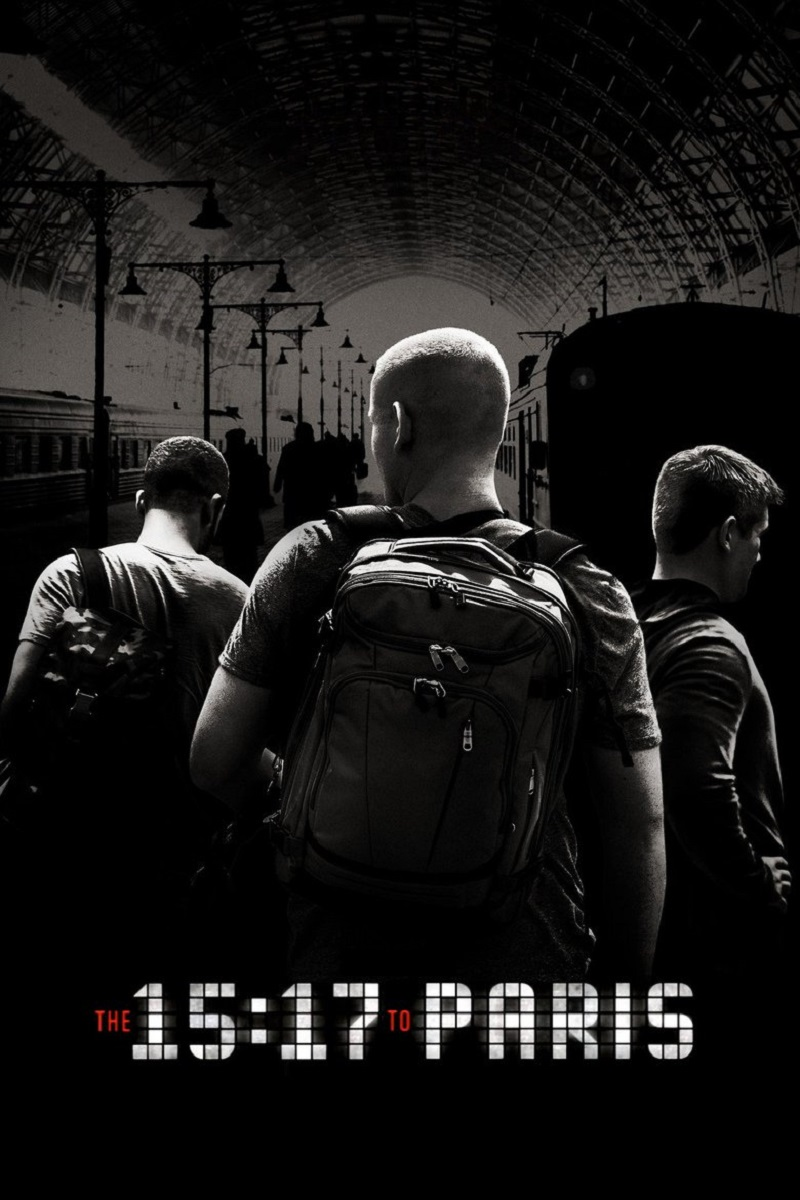 Movie: The 15:17 to Paris