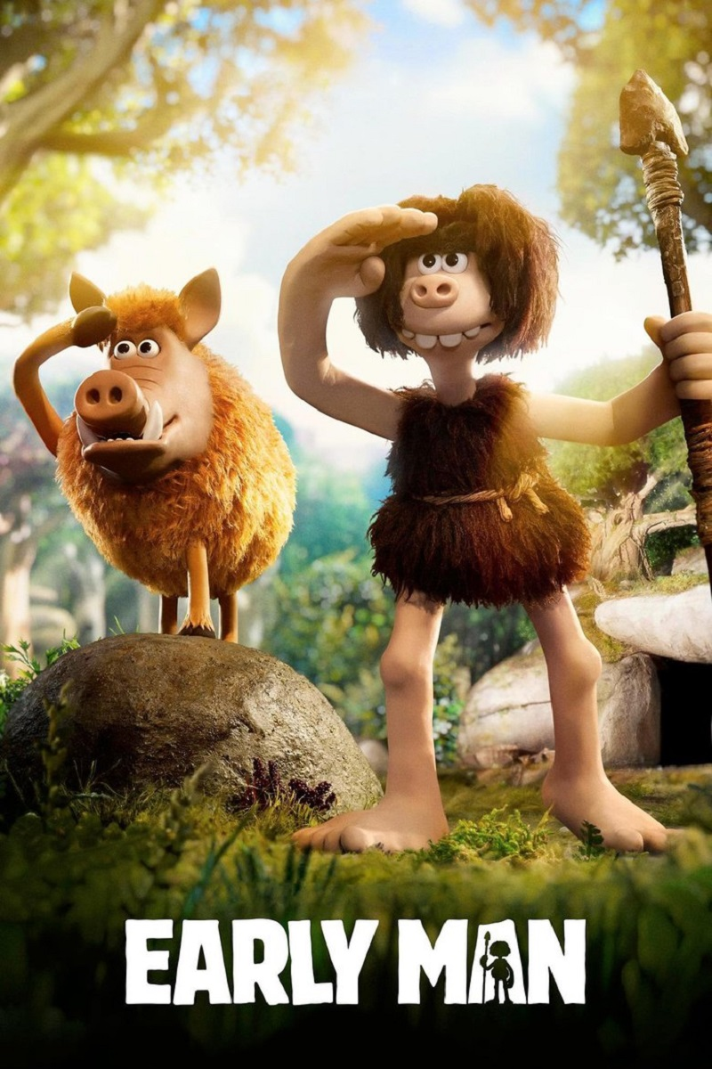Movie: Early Man(Dolby 7.1)