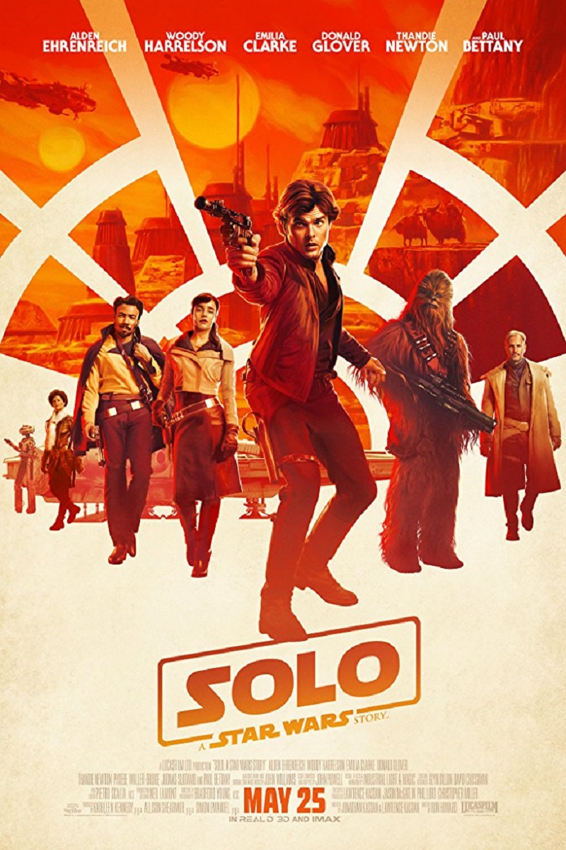 Movie: Solo: A Star Wars Story