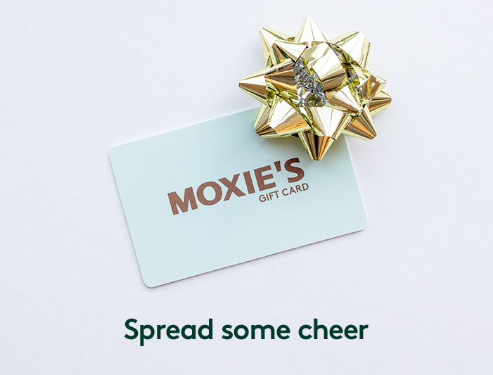 Moxie's Gift Card