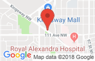 Kingsway google map image
