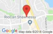 Shawnessy Test Kitchen google map image