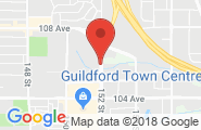Guildford google map image