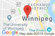 MTS Centre google map image