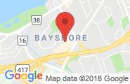 Bayshore google map image