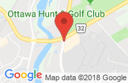 Hunt Club google map image