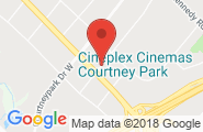Courtneypark google map image