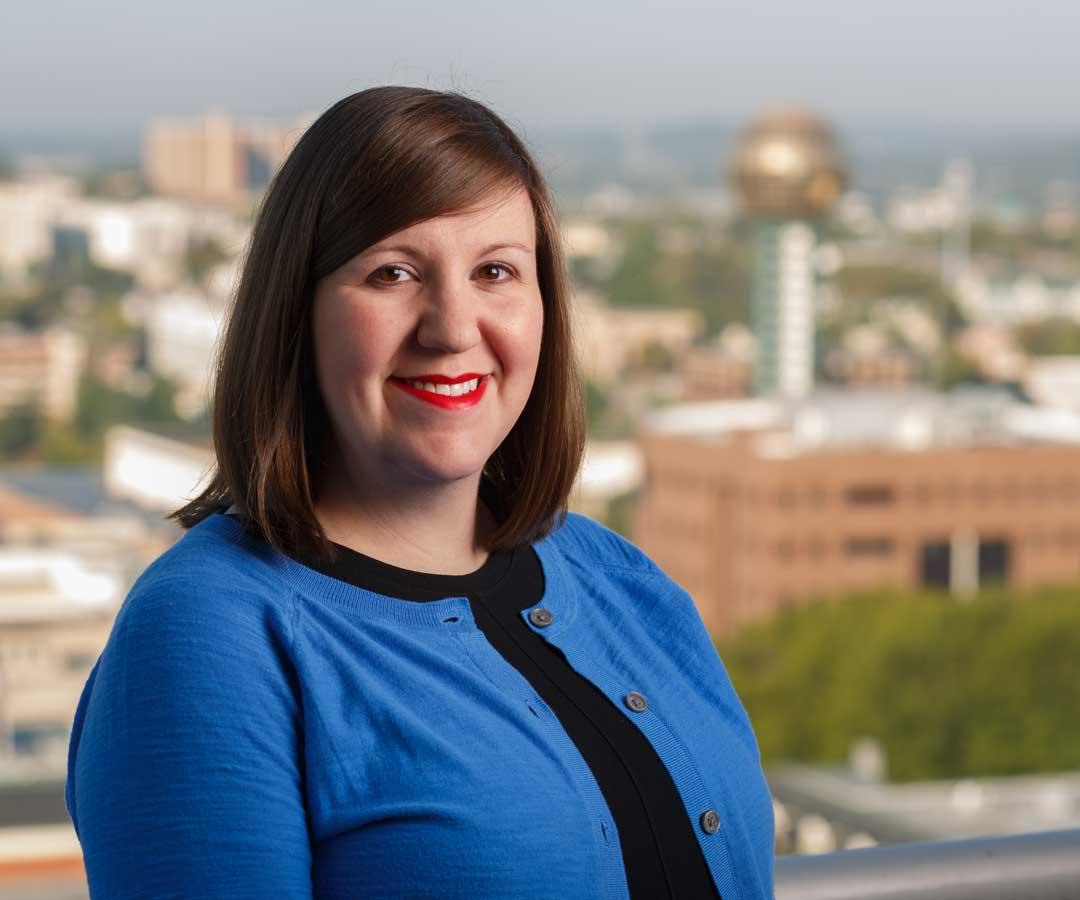 Melissa Napoleon - Legal Assistant