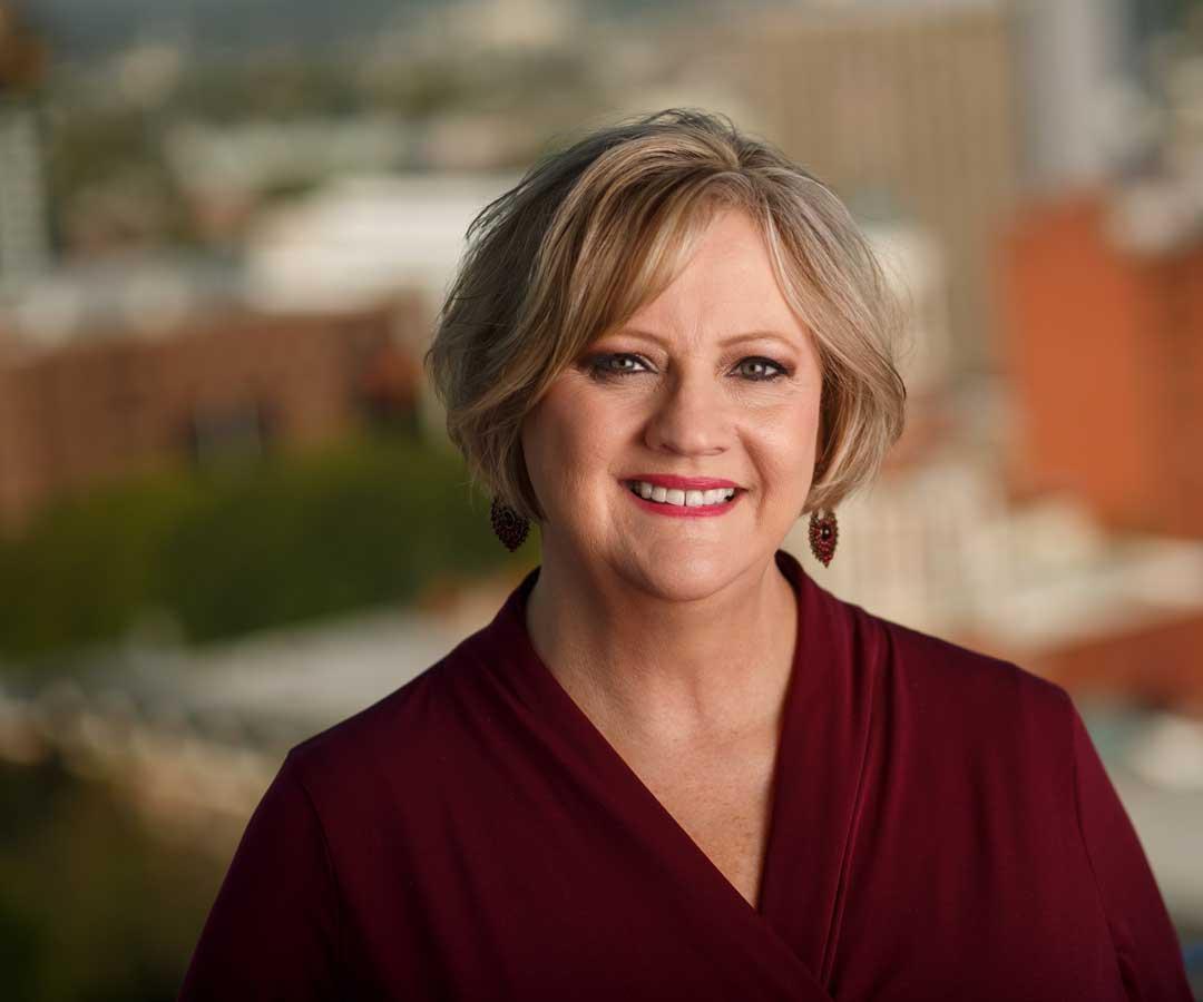 Marie Evans - Legal Assistant