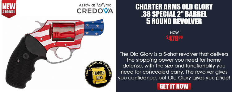Charter Arms Old Glory .38 Special