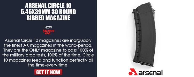 Magazine 5.45x39mm 30 Rounds Circle 10