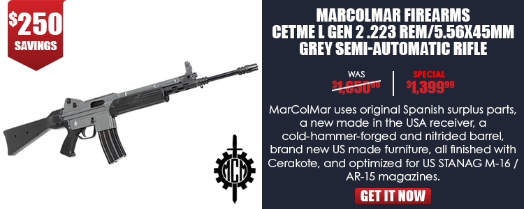 MarColMar Firearms CETME L Gen 2