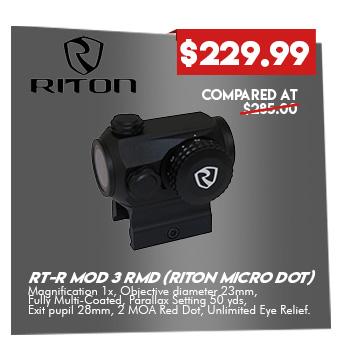 RT-R MOD 3 RMD (Riton Micro Dot)