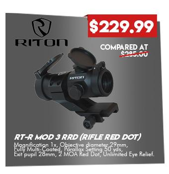 RT-R MOD 3 RRD (Rifle Red Dot)