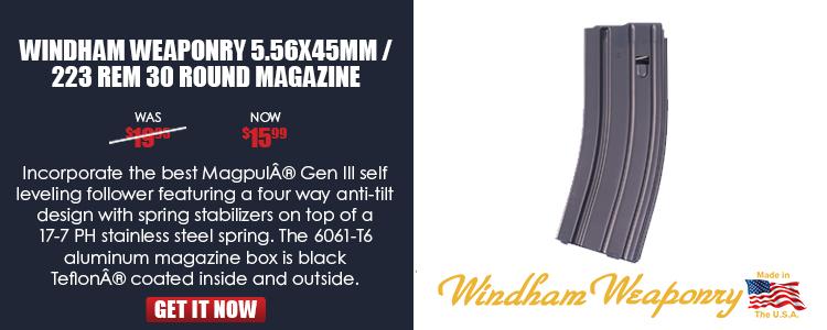 Windham AR 5.56 30rd Magazine