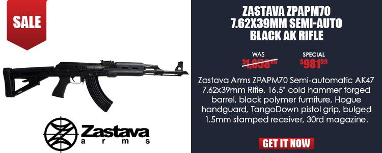 ZPAPM70 7.62 AK Semi-Auto Rifle