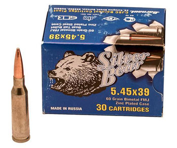 Silver Bear 9mm ammo