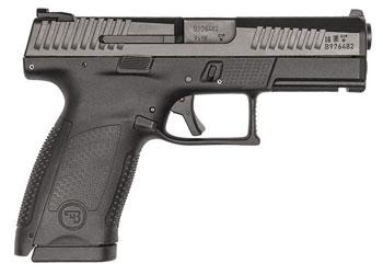 CZ P10 9mm Pistol