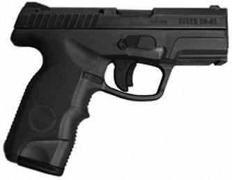 Steyr 9mm Pistol