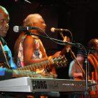 Sierra Leone's Refugee All Stars perform concert for Books for Africa