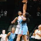 Lynx center Fowles happy to join college teammate Augustus