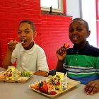 Help children stave off summer hunger