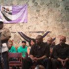 Community members voice support for Arradondo as chief