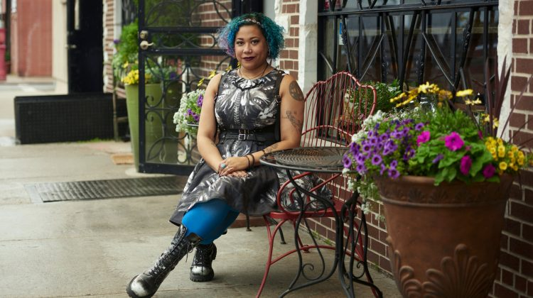 Third time's the charm for local 'Project Runway' contestant