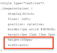 Adjusting height of your HIT via the frame height field