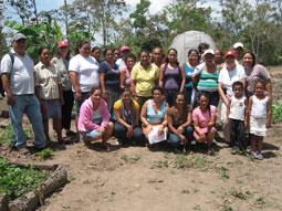 Photo of Nicaragua womens group