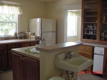 Photo of Olson House kitchen