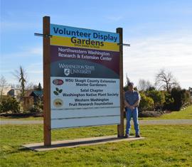 Photo of Volunteer Display Gardens