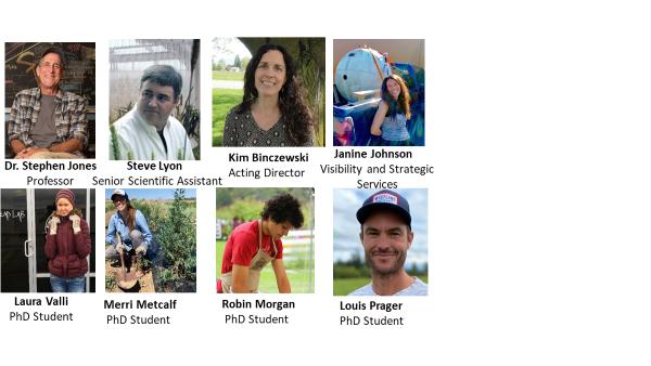 Members of the Plant Breeding Program
