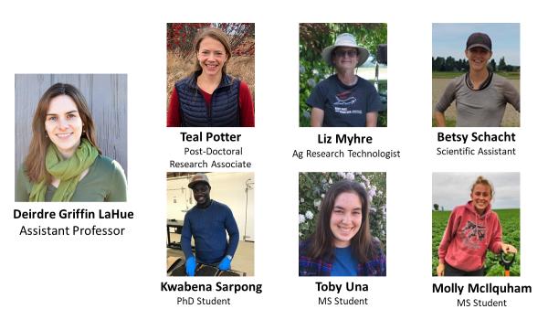 Members of the Soil Health Program