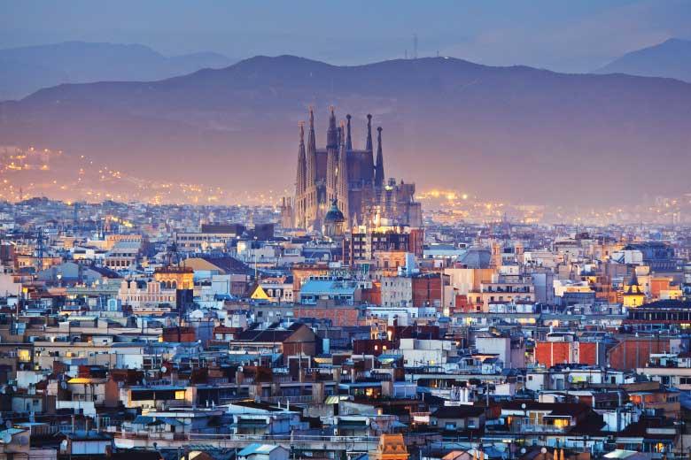 Buscador de vuelos económicos a España