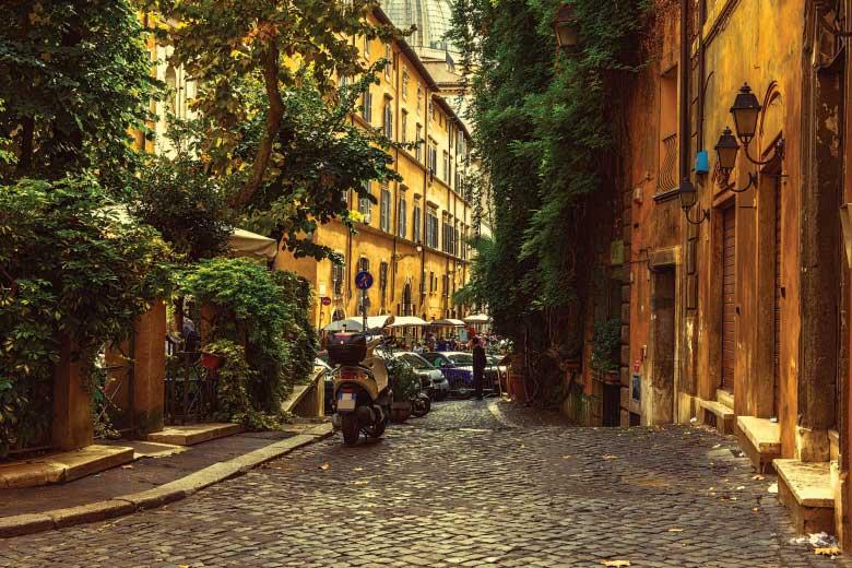 hoteles en roma centro historico