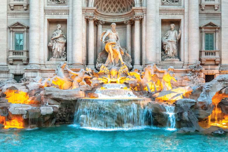 Cómo viajar a Roma desde México