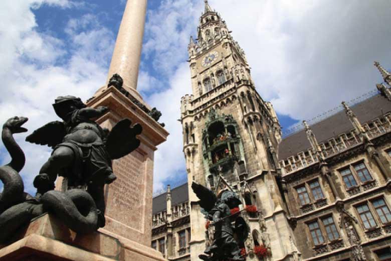 Seguro de viajero en Múnich